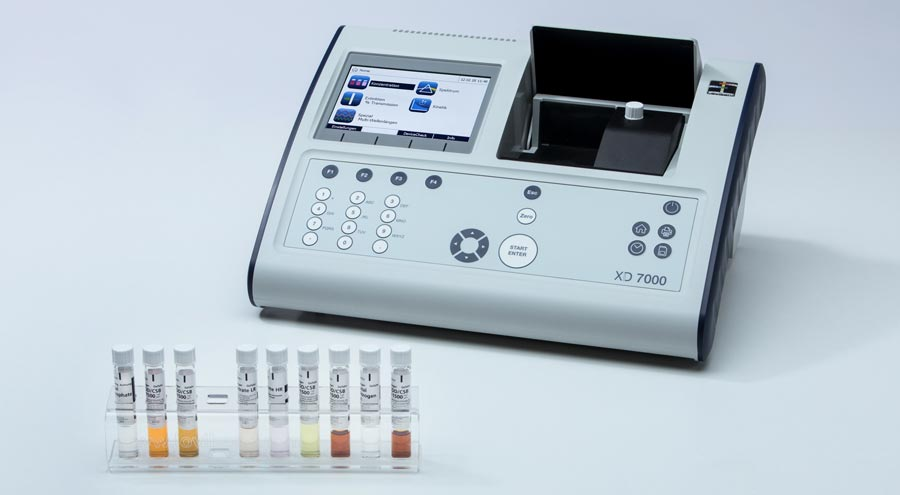 xdspektralphotometer